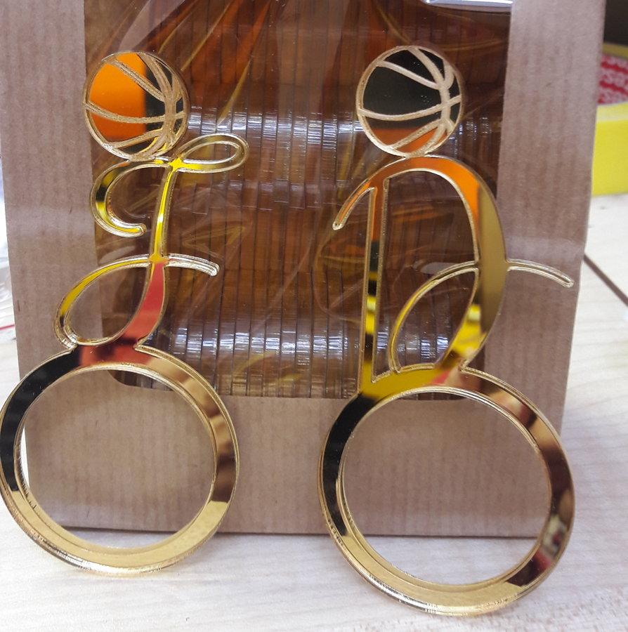 Dekoratīvi salvešu gredzeni ar Jūsu izvēlētu attēlu
