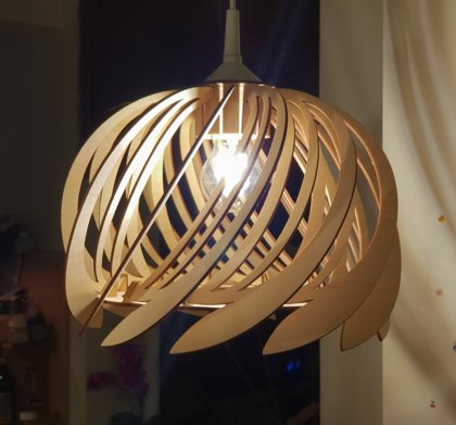 Koka lampa